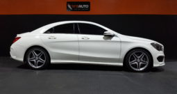 2015 MERCEDES BENZ CLA 220 CDI A/T (AMG PACKAGE)