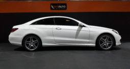 2014 MERCEDES BENZ E400 COUPE 3.0 V6