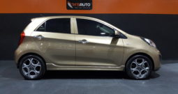 2012 KIA PICANTO 1.2 EX (Manual)