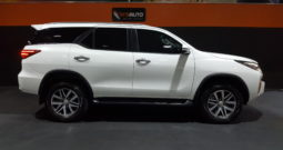 2017 TOYOTA FORTUNER 2.8 GD-6 4X4 6A/T