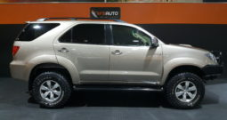 2008 TOYOTA FORTUNER 3.0 D-4D 4X4