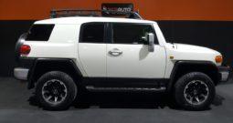 2012 TOYOTA FJ CRUISER 4.0P V6 4X4 A/T