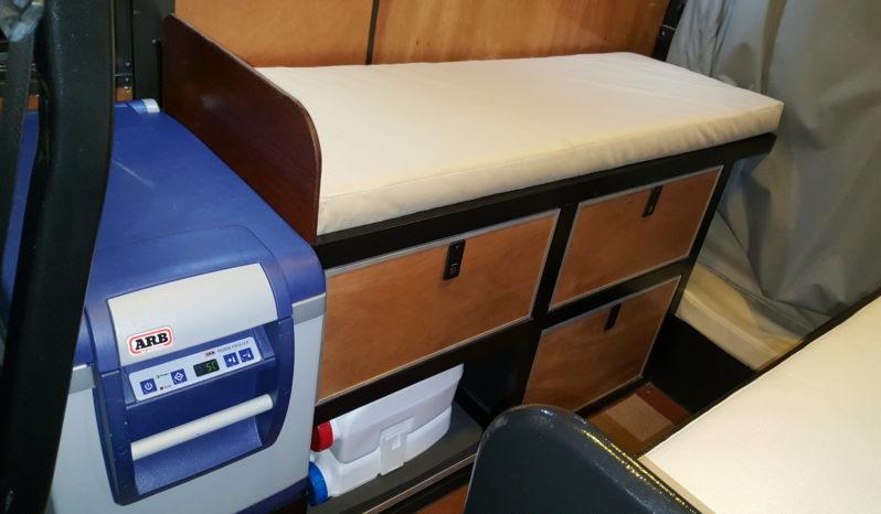 2007 Nissan Interstar 2.5 Dci  P/V Camper full