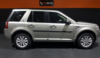 2012 LAND ROVER FREELANDER 2.2 SD4 SE full