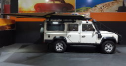 2010 LAND ROVER DEFENDER 2.4d 110 PUMA