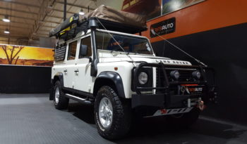 2010 LAND ROVER DEFENDER 2.4d 110 PUMA full