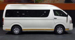 2017 Toyota Quantum 2.7 GL Bus 14s