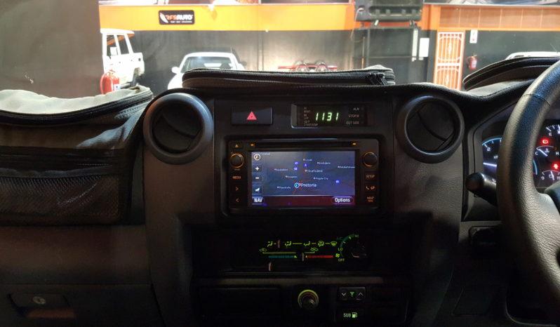 2016 Toyota Land Cruiser 79 4.5D P/U S/C full