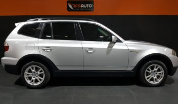 2007 BMW X3 2.0d Manual full