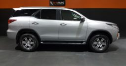 2018 Toyota Fortuner 2.4 GD-6 a/t