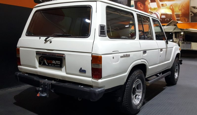 2000 Toyota Land Cruiser FJ62 GX 4.0L Petrol M full